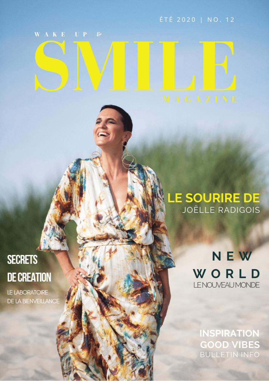 Couverture Magazine Smile