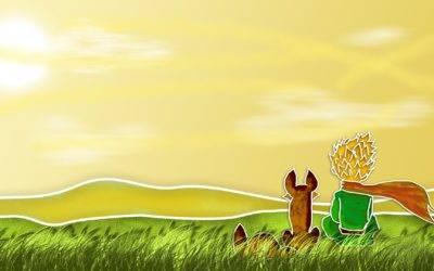 """Le Petit Prince et le Renard """"Savez-vous tisser des liens ?""""  Partie 1"""